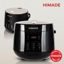 [하이마트] 3~4인용 마이콤밥솥 HR-DW401  터치조작 / 예약기능 / 다양한 요리기능]