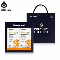 [엔젯오리진][선물포장] 비타프레쉬 귤젤리 비타민C&D 2500(70구미/1일3구미)X2통