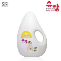 [세제혁명]슈맘 유아전용 세탁세제 1통
