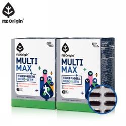 [엔젯오리진] 멀티맥스(멀티비타민+미네랄+오메가3+루테인)(2개월분)