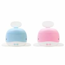 [바보사랑]쁘띠누베 고래변기 -핑크 블루