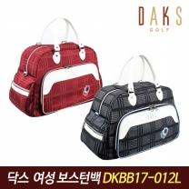 닥스골프 정품 여성 보스턴백 DKBB17-012L 골프가방