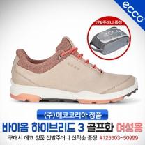 에코 바이옴 하이브리드3 125503-50999 골프화 여성용