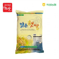 [곡성농협.당일도정.이중안전박스]2018년햅쌀 맑은햇쌀5kg