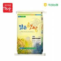 [곡성농협.당일도정.이중안전박스]2018년햅쌀 맑은햇쌀10kg