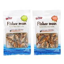 [무료배송] 피셔맨 구운 전갱이포 40g x 2개 (오리지날맛/칠리맛)