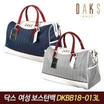 닥스골프 정품 여성 보스턴백 DKBB18-013L 골프가방