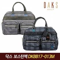 닥스골프 정품 보스턴백 DKBB17-013M 골프가방