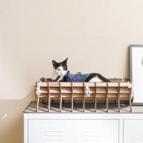 [바보사랑]고양이 스크래쳐 하우스 키티스테이