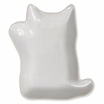 [바보사랑]러블리 캣 세라믹 고양이식기 6064