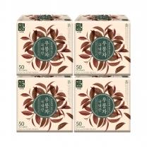 [녹차원]국내산우롱차 200티백(50티백x4)
