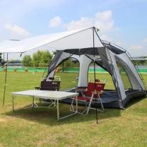 [바보사랑]델로스 선블럭 캐노피 텐트 캠핑 낚시 야외