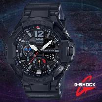 [G-SHOCK] 지샥 GA-1100-1A1 남성시계 우레탄밴드 디지털시계
