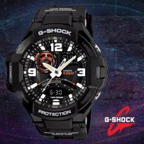 [G-SHOCK] 지샥 GA-1000-1A 남성시계 우레탄밴드 디지털시계