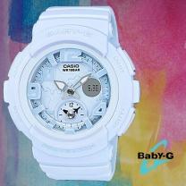 [BABY-G] 베이비지 BGA-190BC-2B 여성시계 우레탄밴드 디지털시계