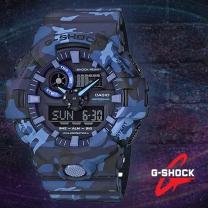 [G-SHOCK] 지샥 GA-700CM-2A 남성시계 우레탄밴드 디지털시계