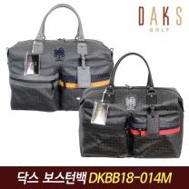 닥스골프 정품 남성 보스턴백 DKBB18-014M 골프가방