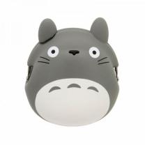 [바보사랑]토토로 실리콘 동전지갑 (그레이)