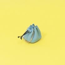 [바보사랑]Soft Doket Bag Blue