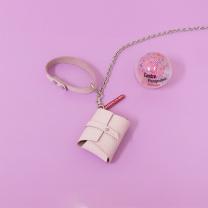 [바보사랑]Soft Poop Bag M Pink
