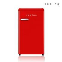 [하이마트] 쿠잉 스타일리쉬 냉장고 REF-90CNR