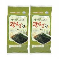 삼육수산 삼육김 광천들기름 식탁 중 (30gx20봉)