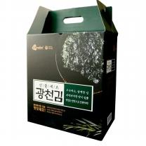 삼육수산 삼육김 광천3호 - 광천파래식탁 15gx15봉