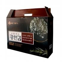 삼육수산 삼육김 광천1호 - 광천들기름전장 20gx10봉
