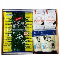 삼육수산 삼육김 미니종합선물세트 1호