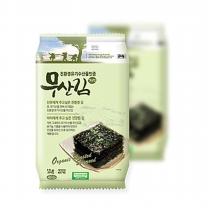 삼육수산 삼육김 무산김12단 도시락김 (5gx12봉x10팩)
