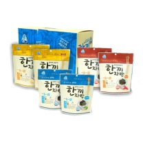 삼육수산 삼육김 한끼자반 카레맛 - 15gx30봉