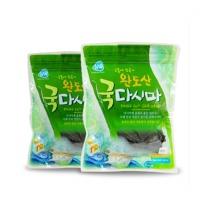 삼육수산 삼육김 완도산국다시마 - 60gx20봉