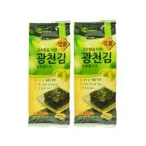 삼육수산 삼육김 고소함을 더한 광천김 - 55gx20봉