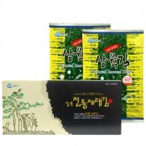 삼육수산 삼육김 선물세트 2호 - 재래전장 20gx20봉