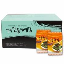 삼육수산 삼육김 선물세트 4호 - 8절 15gx24봉
