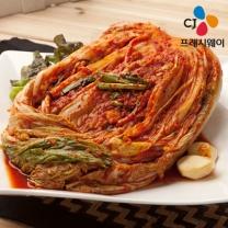 [CJ프레시웨이] 이츠웰 포기김치 3kg