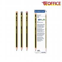 스테들러 노리스 연필 120 1다스 (2B/B/HB)