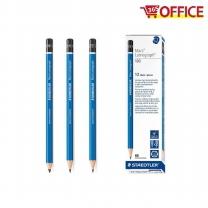 스테들러 마스 전문가용 연필 100 1다스 (4B/2B/HB)
