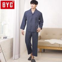 [BYC]남성 잠옷 리빙선염(T8939)