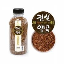 [전설약곡] 간편보관 국내산 찰홍미 450g