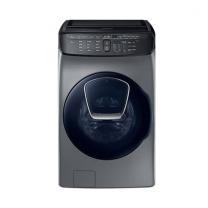 [하이마트] 플렉스워시 드럼세탁기 WV22N9670KP [19kg+3.5kg/이녹스 실버]