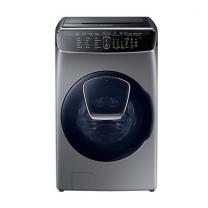 [하이마트] 플렉스워시 드럼세탁기 WR24N9970KP [21kg+3.5kg/이녹스 실버]