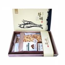 대관령황태혼합선물세트 2호 (황태포+황태채)