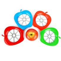 사과 애플커터기 1개(색상랜덤)
