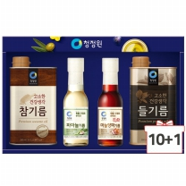 2018 청정원 추석선물세트 풍미유 10세트+1세트증정