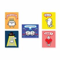 [바보사랑]INM Message card set