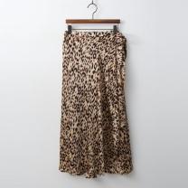 [바보사랑]Leopard Wrap Skirt
