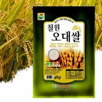 [철원미곡] 철원평야 철원 오대쌀 4kg
