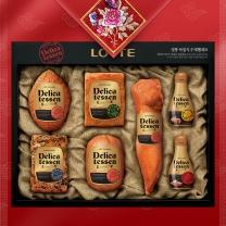 (롯데푸드)델리카 2호 선물세트 추석선물 햄선물세트