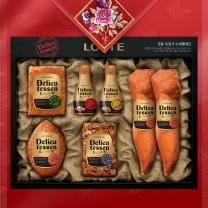 (롯데푸드)델리카 3호 선물세트 추석선물 햄선물세트